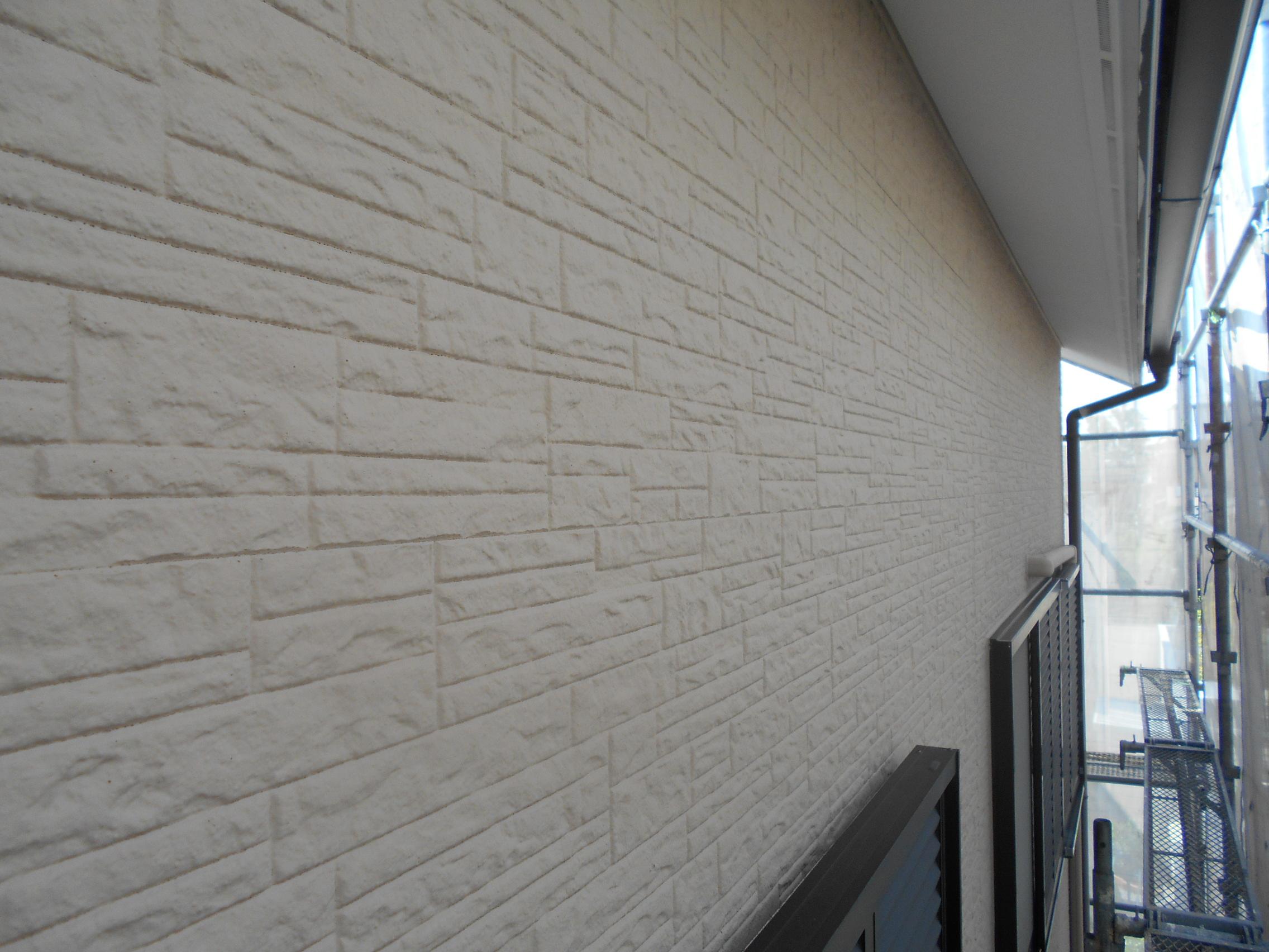 壁塗装 西宮