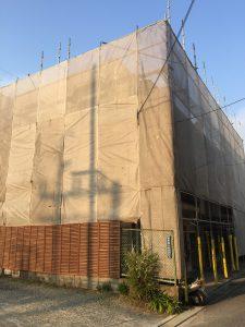 宝塚市ハイツ外壁塗装
