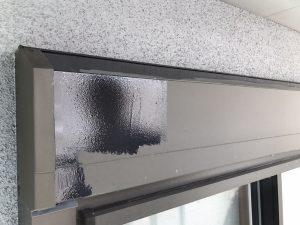 シャッターBOX塗装