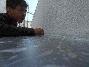 外壁塗装 宝塚市 下塗りチェック