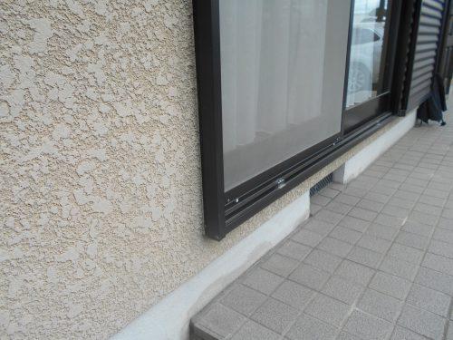 外壁の色劣化