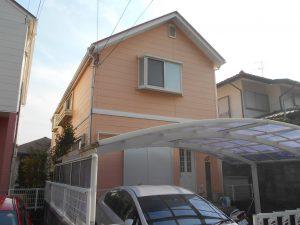 屋根外壁塗装 西宮市