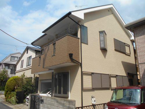 外壁塗り替え 兵庫県宝塚市