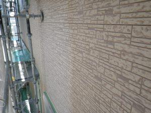壁塗装下塗り重要 西宮