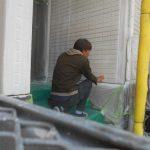 外壁塗装リフォームの監理と検査