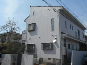 兵庫県川西市 外壁塗装