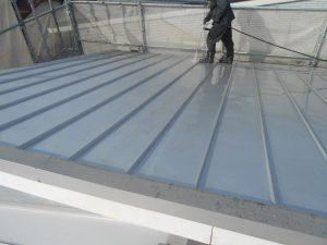 外壁屋根洗浄
