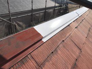 屋根板金下塗り 西宮市