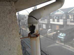 樋詰まり・交換なら西宮市・川西市で活動している吉村設計へ